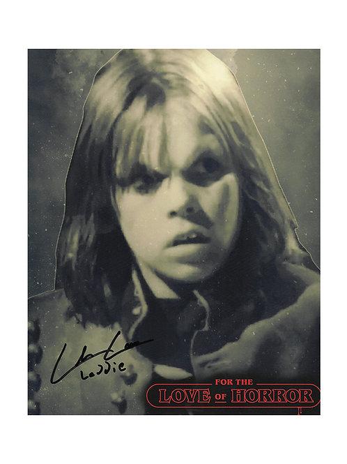 8x10 The Lost Boys Print Signed by Chance Michael Corbitt