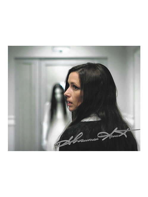 10x8 The Grudge 3 Print Signed by Shawnee Smith
