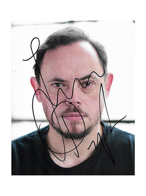 8x10 Print Signed byJames Payton
