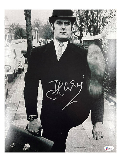 11x14 Monty Python Silly Walks Print Signed by John Cleese