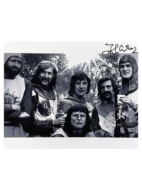10x8 Monty Python and the Holy Grail Print Signed by John Cleese