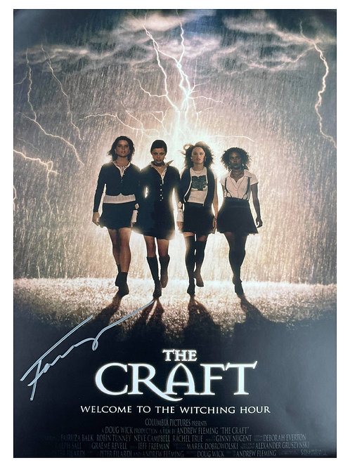 A3 The Craft Poster Signed by Fairuza Balk