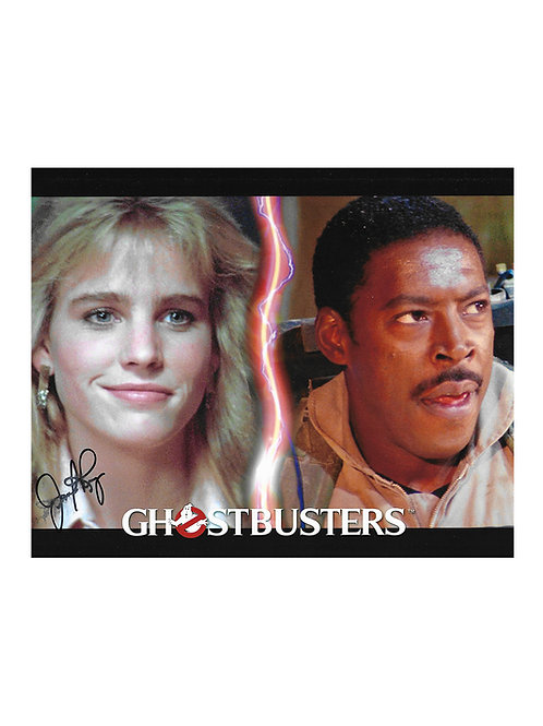 10x8 Ghostbusters Print Signed by Jennifer Runyon