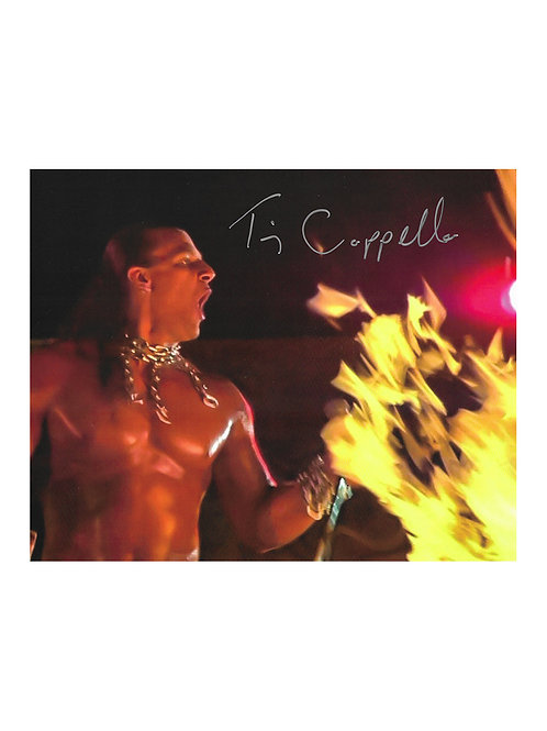 10x8 The Lost Boys Print Signed by Tim Cappello