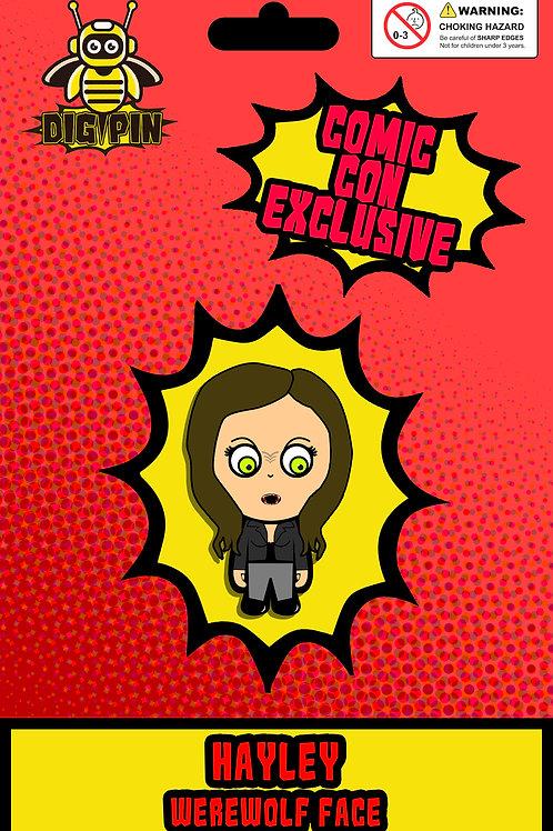 The Vampire Diaries/Originals Series Hayley Werewolf Face