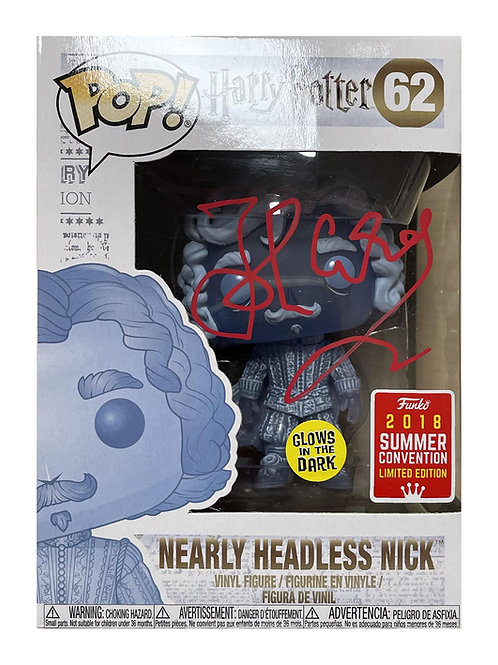 Nearly Headless Nick Summer Convention Funko Pop Signed by John Cleese