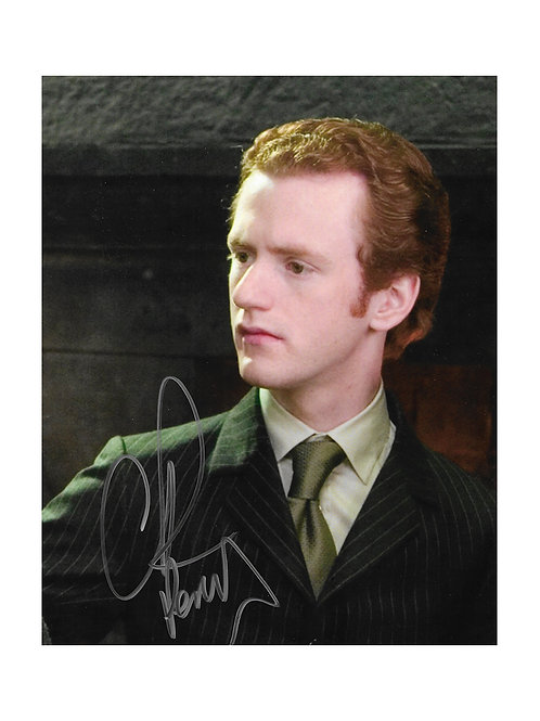 8x10 Harry Potter Print Signed by Chris Rankin