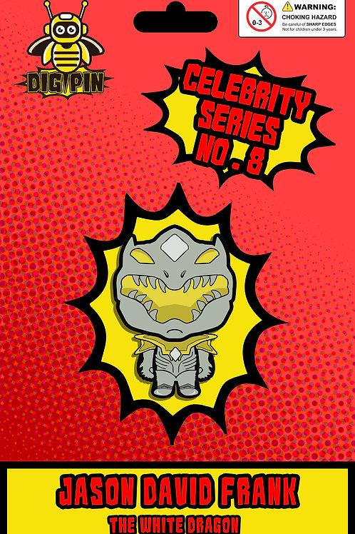 Celebrity Series Jason David Frank #8 - The White Dragon