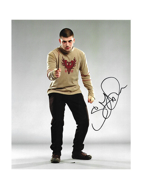 8x10 Harry Potter Print Signed by Stanislav Ianevski