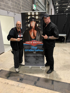 Andy Kleek & The Undertaker