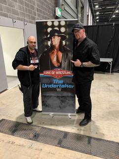 Andy Kleek & The Undertaker