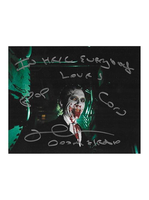 10x8 31 Doom-Head Print Signed by Richard Brake