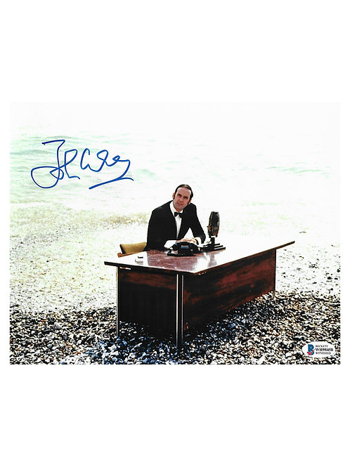 10x8 Monty Python Print Signed by John Cleese