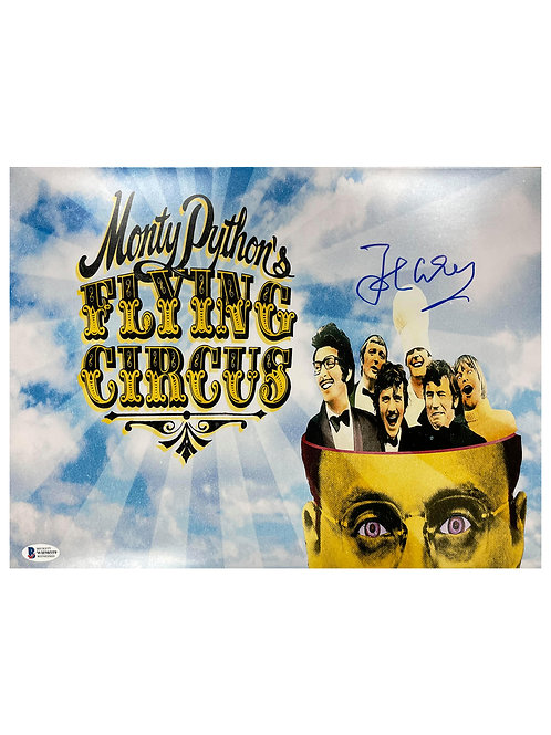 14x11 Monty Python's Flying Circus Print Signed by John Cleese