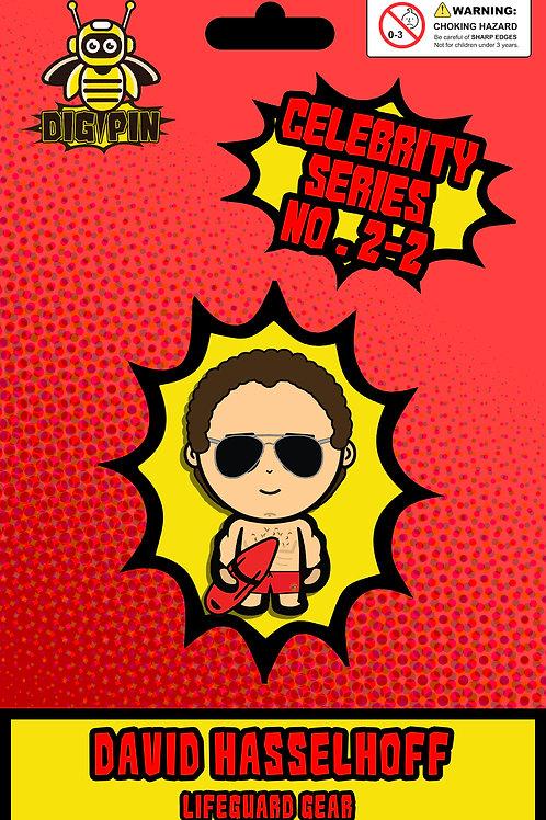 Celebrity Series David Hasselhoff #2-2 - Lifeguard Gear