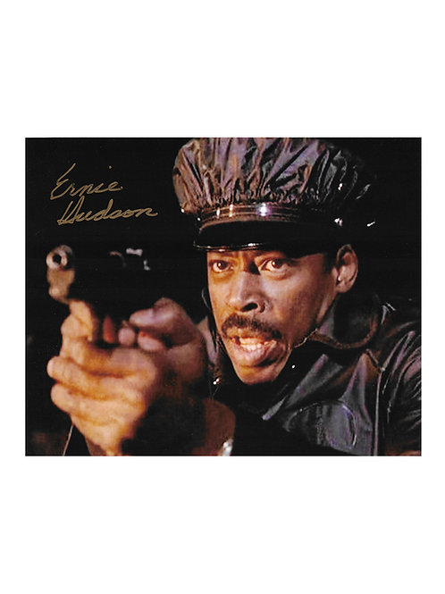 10x8 The Crow Print Signed by Ernie Hudson