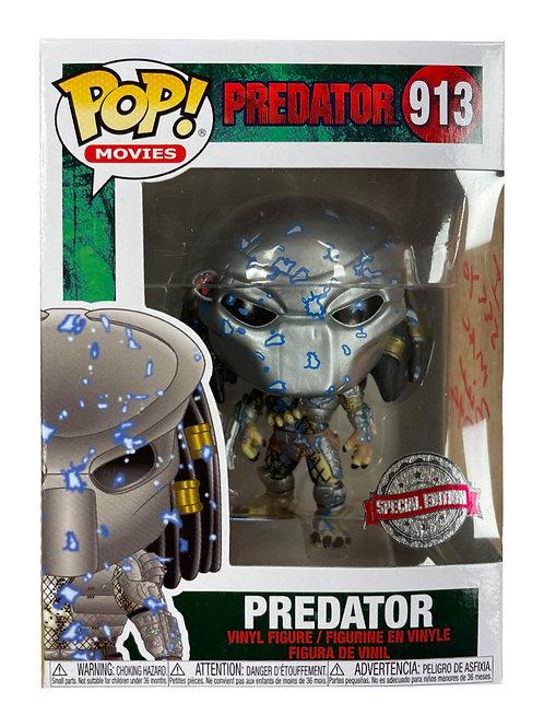 Predator Funko Pop Signed on Side by Bill Duke