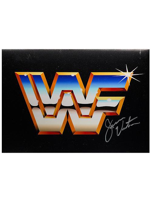 14x10 Print Signed by Wrestling Superstar Jesse Ventura