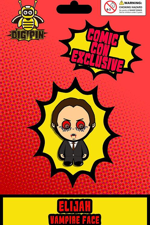 The Vampire Diaries/Originals Series Elijah Vampire Face