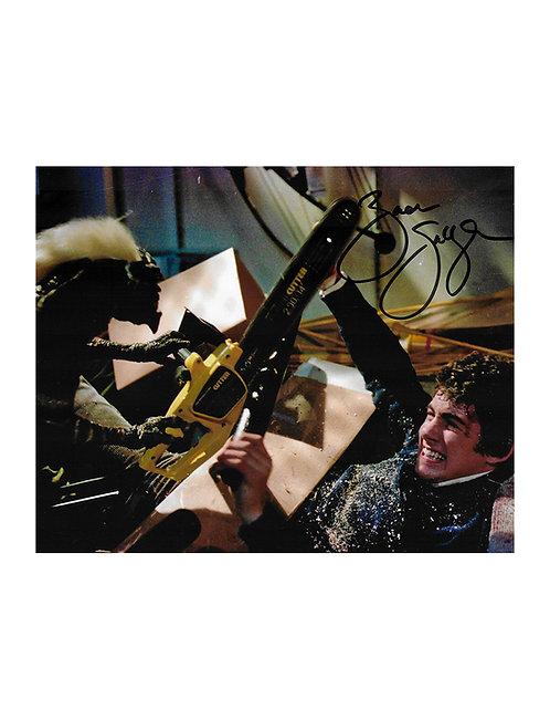 10x8 Gremlins Print Signed by Zach Galligan