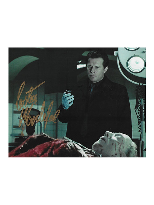 10x8 Saw IV Print Signed by Costas Mandylor