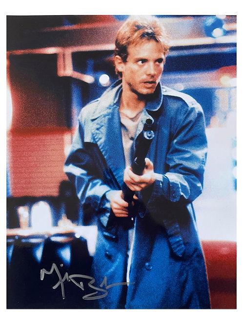 10x13 The Terminator Print Signed by Michael Biehn