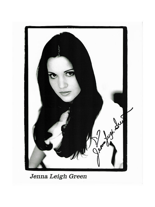 8x10 Photo Signed by Jenna Leigh Green