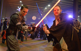 For The Love Of The Force 2015