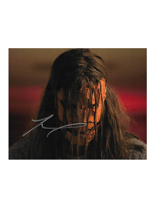 10x8 Halloween Print Signed by Tyler Mane