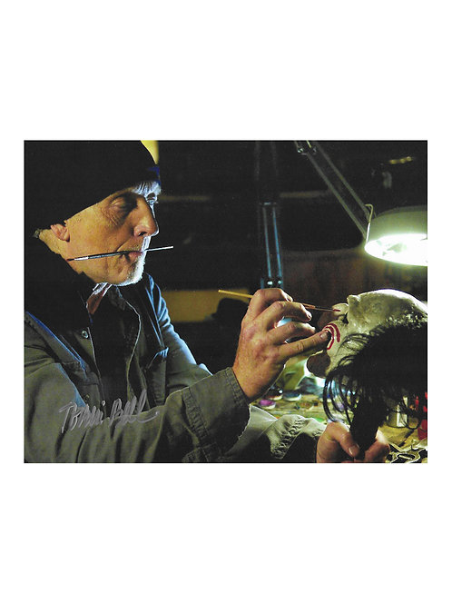10x8 Saw Print Signed by Tobin Bell