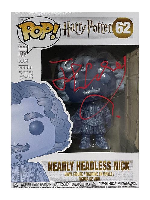 Nearly Headless Nick Funko Pop Signed by John Cleese
