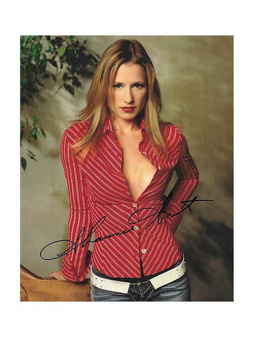 8x10 Print Signed by Shawnee Smith