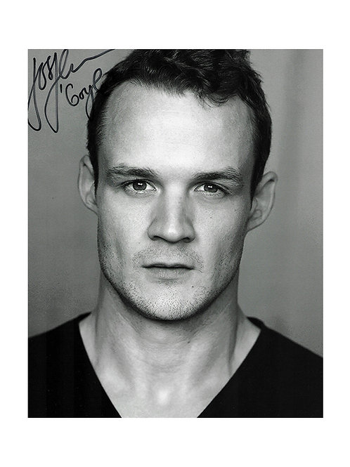 8x10 Print Signed by Josh Herdman