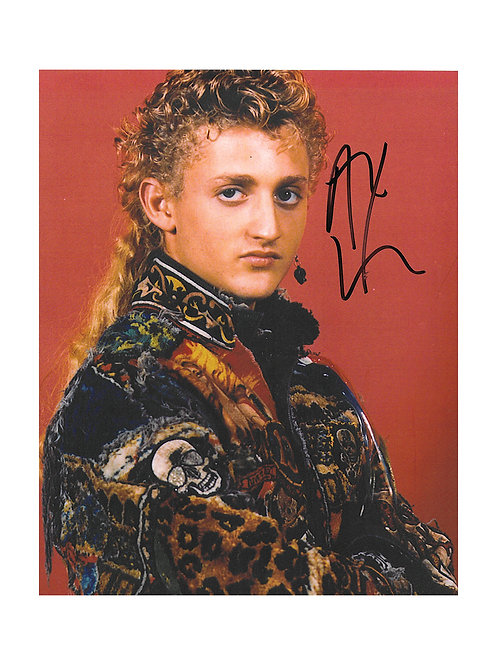 8x10 The Lost Boys Print Signed by Alex Winter