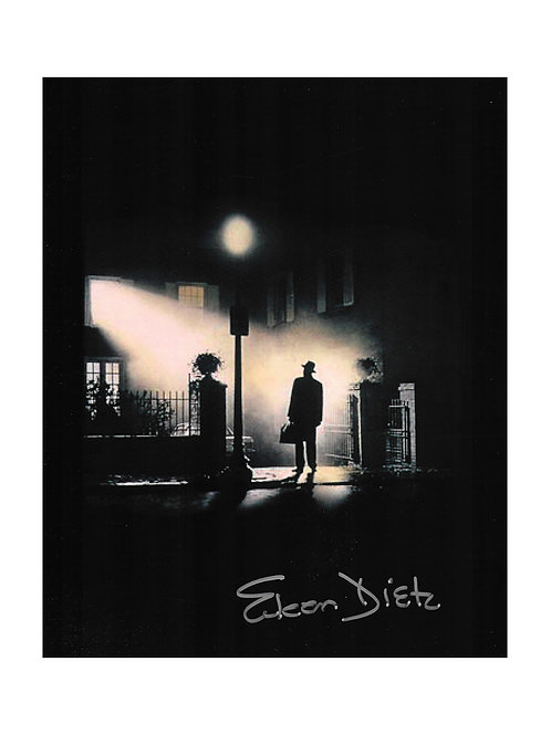 8x10 The Exorcist Print Signed by Eileen Dietz