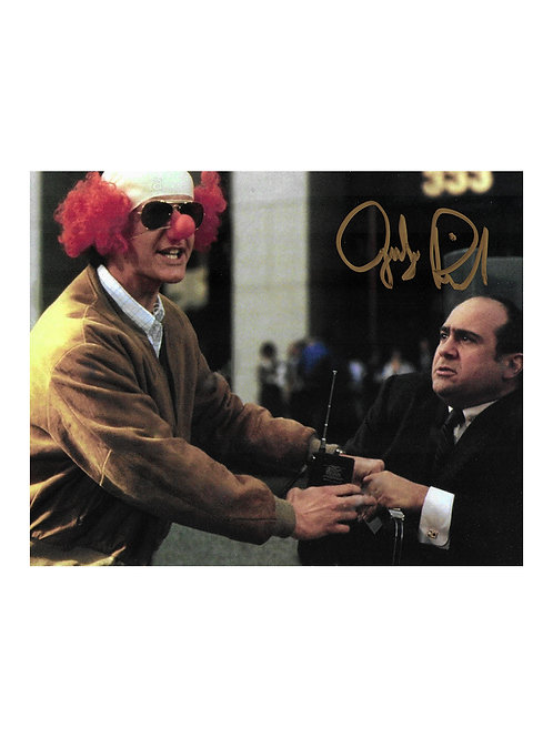 10x8 Ruthless People Print Signed by Judge Reinhold