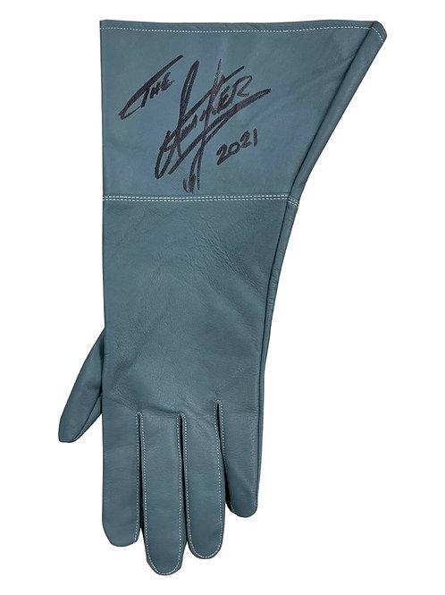 Survivor Series 91 Left Hand Glove Signed by Wrestling Superstar The Undertaker