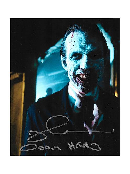 8x10 31 Doom-Head Print Signed by Richard Brake