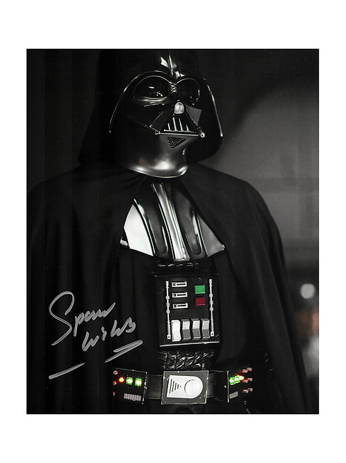 8x10 Star Wars: Rogue One Print Signed by Spencer Wilding