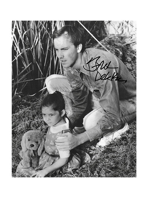 8x10 Monster Squad Print Signed by Fred Dekker