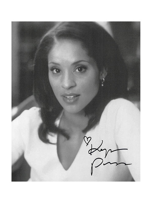 8x10 Print Signed by Karyn Parsons