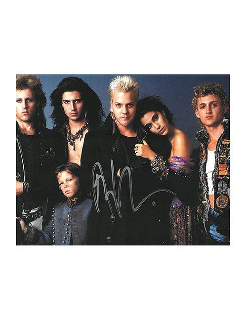 10x8 The Lost Boys Print Signed by Alex Winter