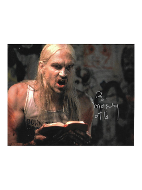 10x8 House of 1000 Corpses Print Signed by Bill Moseley