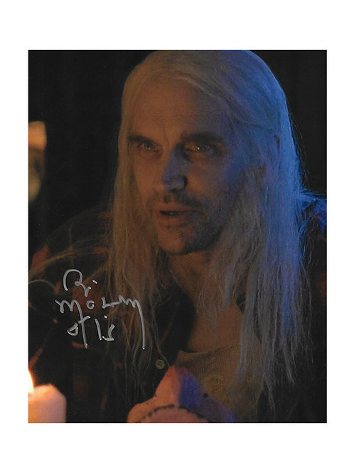 8x10 House of 1000 Corpses Print Signed by Bill Moseley