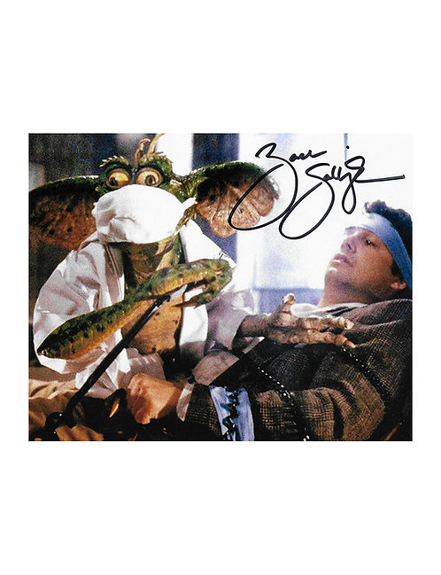 10x8 Gremlins Print Signed by Zach Galligan