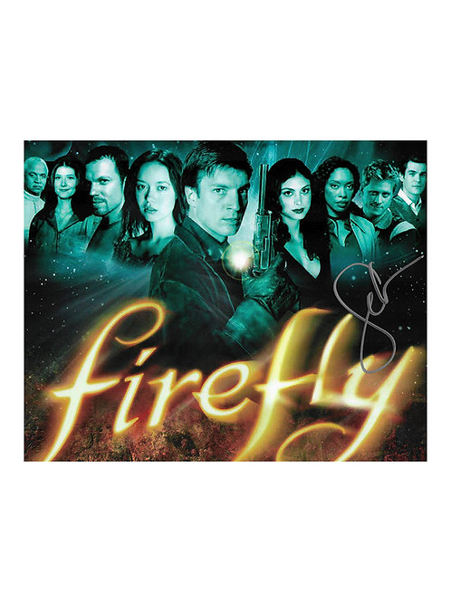 10x8 Firefly Print Signed by Sean Maher