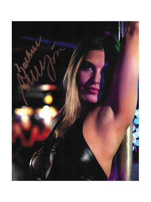8x10 Print Signed by Barbara Nedeljáková