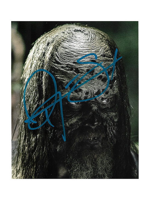 8x10 The Walking Dead Print Signed by Ryan Hurst
