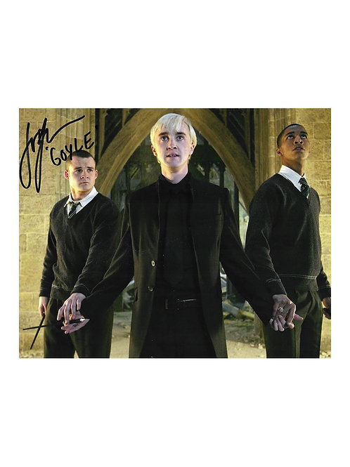 10x8 Harry Potter Print Signed by Josh Herdman
