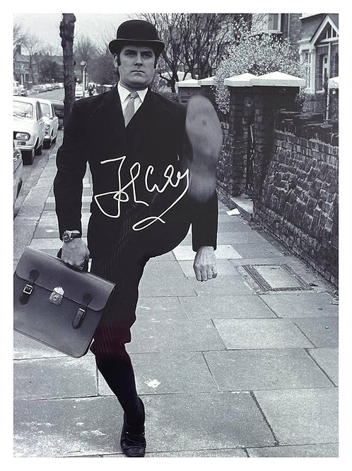 50x65cm Fawlty Towers Canvas Print Signed by John Cleese